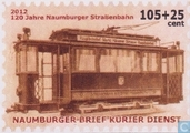 Brief'Kurier, Tram Naumburg
