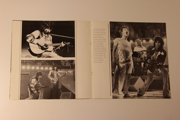 The Rolling Stones, 1973 tour in Hawaii, official tour guide