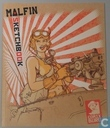 Malfin - sketchbook