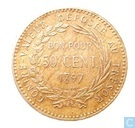 Martinique 50 Centime 1897