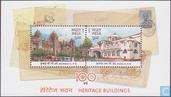 100 years of post offices Mumbai and Agra