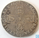 "Royaume-Uni 1 shilling 1697 (Chester menthe)""1er buste"""