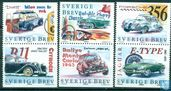 Tag der Briefmarke - Autos
