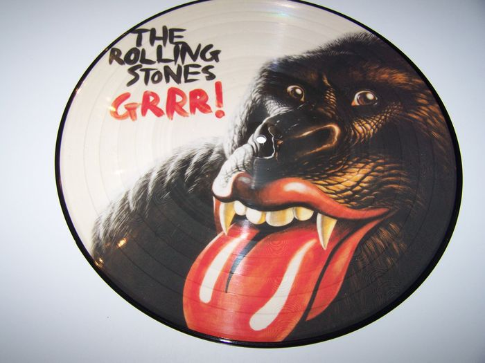 rolling stones grrr unofficial release lp europe not on label catawiki. Black Bedroom Furniture Sets. Home Design Ideas
