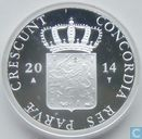 "Netherlands dukaat 2014 (PROOF) ""Flevoland"""