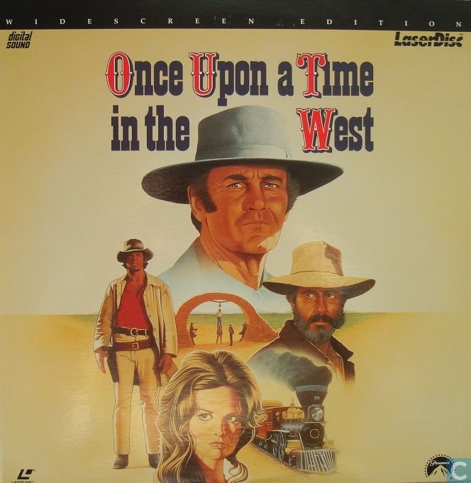 once upon a time in the west laserdisc catawiki