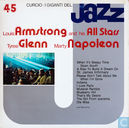 Curcio / I Giganti del Jazz - Louis Armstrong and his All Stars