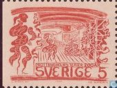 Timbres-poste - Suède [SWE] - Drottningholm Theater