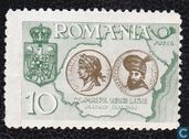 Romania-stamps in exil