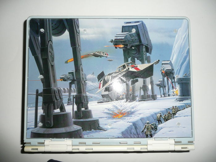 Star Wars - Verschillende items met o.a. Micromachines playsets