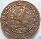 Coins - the Netherlands - Netherlands 1 cent 1899