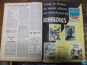 Bandes dessinées - Robbedoes (tijdschrift) - Robbedoes 835
