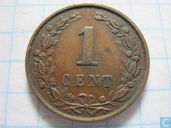 Coins - the Netherlands - Netherlands 1 cent 1898