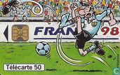 Le football vu par 4 dessinateurs: Margerin