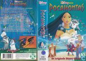DVD / Video / Blu-ray - VHS videoband - Pocahontas