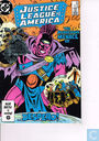 Justice League of America 251