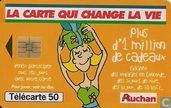 Auchan - Orange
