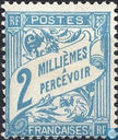 Chiffre (type Duval)