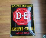 Oldest item - Emaille bord Douwe Egberts