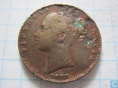 United Kingdom 1 farthing 1838