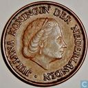 Coins - the Netherlands - Netherlands 5 cent 1955