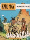 Comic Books - Winnetou en Old Shatterhand - De vredespijp