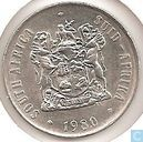 South Africa 50 cents 1980