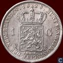 Netherlands 1 gulden 1829