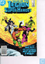 Tales of the Legion of super heroes