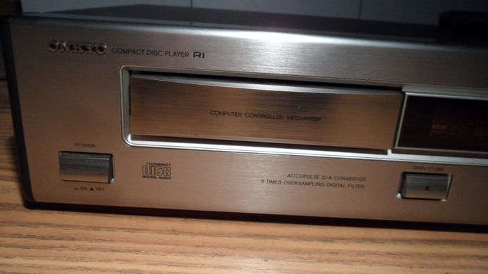 ONKYO CD-Player   DX 701