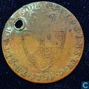 UK  Gaming Token 1791