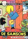 Comic Books - Jeremy and Frankie - De Samsons