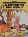 Comic Books - Nibbs & Co - De bronnen van Sing Song Li