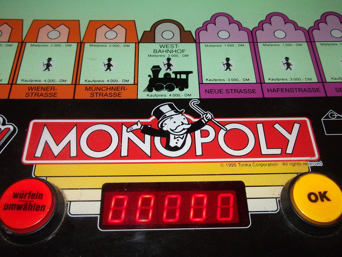 Spielautomat Monopoly