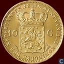 Netherlands 10 gulden 1830