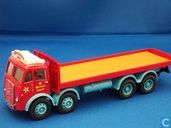 Chipperfield's ERF 8 wheel rigid truck