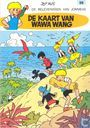 Comic Books - Jeremy and Frankie - De kaart van Wawa Wang