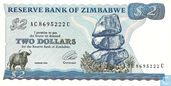 2 Zimbabwe Dollars (Copy)