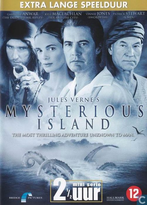 Mysterious Island Dvd Catawiki