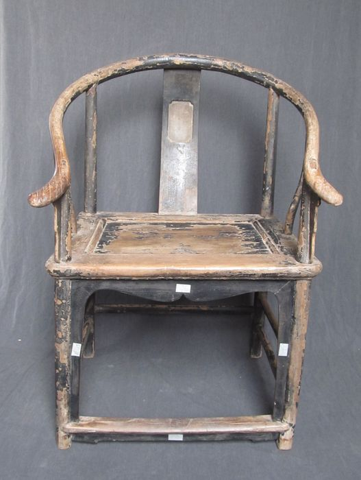 Horseshoe Chair   China, Shanxi Province   Second Half Of The 18th Century  (Qianlong