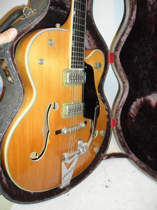 Gretsch Country Club 1956 Vintage Guitar Blonde