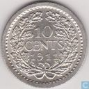 Coins - the Netherlands - Netherlands 10 cents 1911