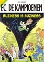 Comic Books - F.C. De Kampioenen - Buziness is buziness