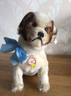 Steiff - St. Bernard - replica 1931 - 401367 - Germany - KVS