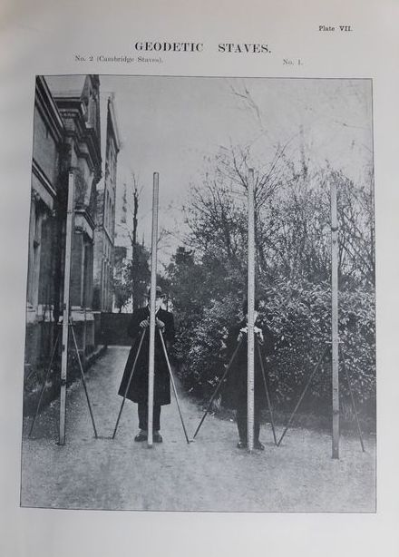Engeland, Wales; MSO - Ordnance survey - The second geodetic levelling of England & Wales 1912-1921 - 1922.