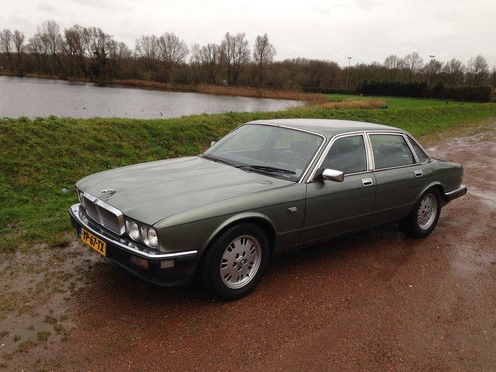 Jaguar Sovereign 4.0 - 1990