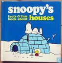 Snoopy's facts & fun book about Houses