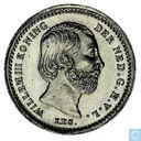 Coins - the Netherlands - Netherlands 5 cent 1850