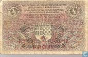 Yougoslavie ½ Dinar 1919