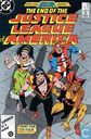 Justice League of America 258